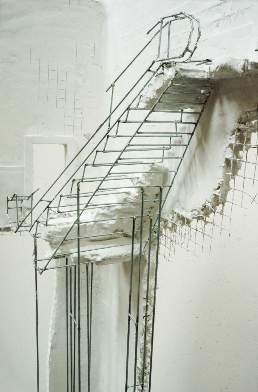 Verdieping-trap-onderkant